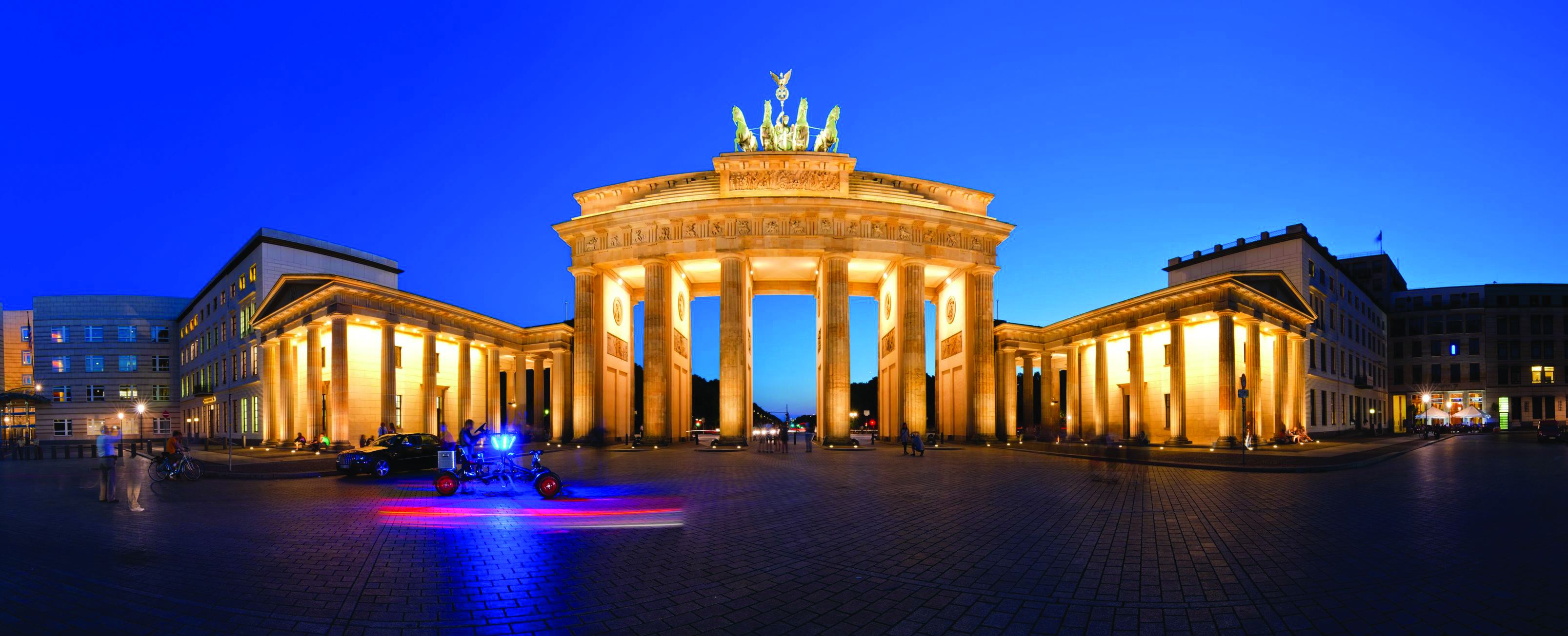 Berlin Germany Momentum Europe